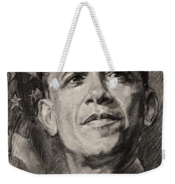 Commander-in-chief Weekender Tote Bag