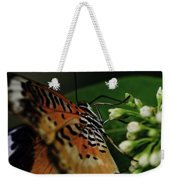 Common Lacewing Weekender Tote Bag