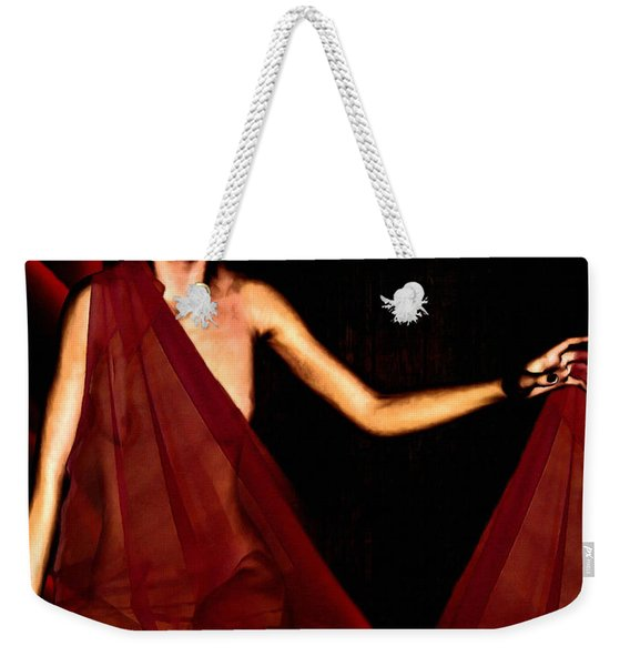 Conquerable Quest Weekender Tote Bag