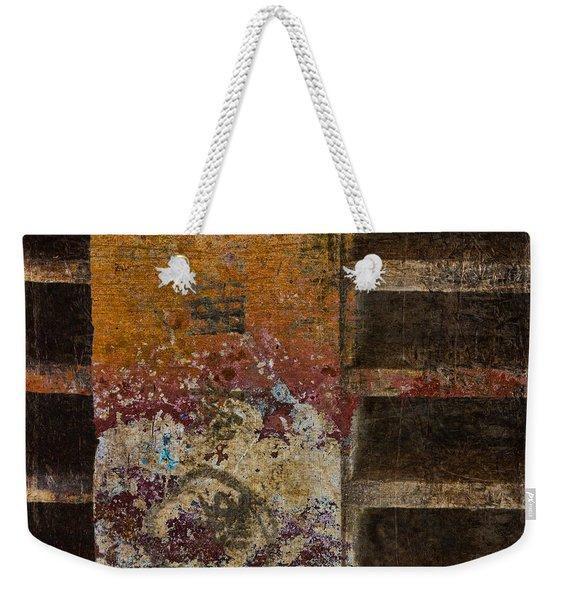 Copperwood Square Weekender Tote Bag