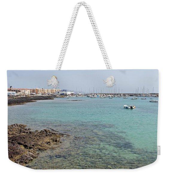 Corralejo Weekender Tote Bag