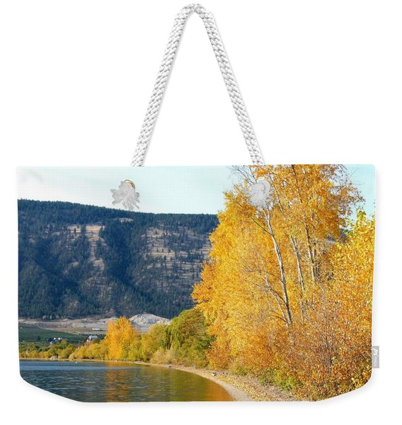 Country Color 6 Weekender Tote Bag