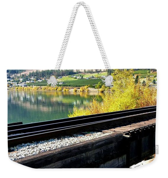 Country Color 7 Weekender Tote Bag