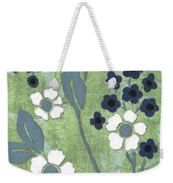 Country Spa Floral 1 Weekender Tote Bag