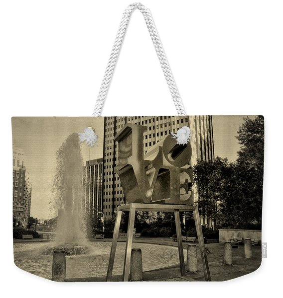 Crazy Little Thing Called Love Weekender Tote Bag