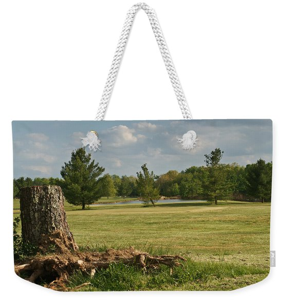 Cumberland Cove Golf Course Weekender Tote Bag