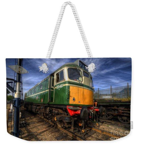 D5401 Weekender Tote Bag