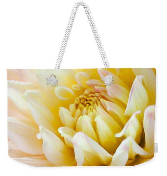 Dahlia Flower 03 Weekender Tote Bag