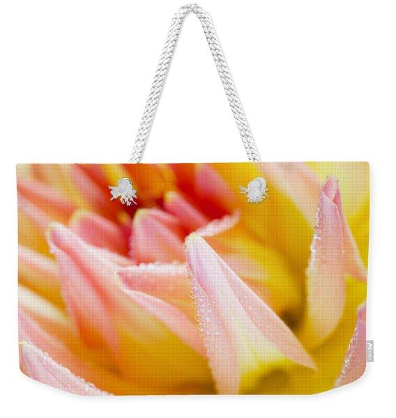 Dahlia Flower 04 Weekender Tote Bag
