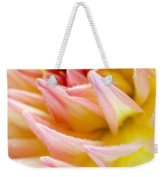 Dahlia Flower 13 Weekender Tote Bag