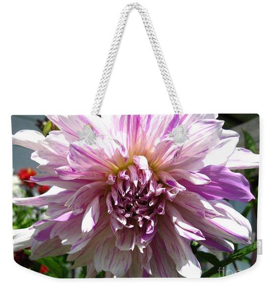 Dahlia Named Mom's Special Weekender Tote Bag
