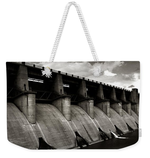 Dam-it Weekender Tote Bag