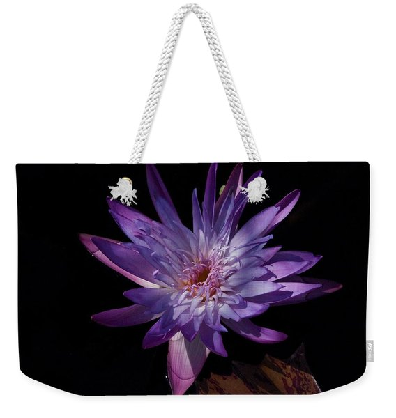Dark Beauty Weekender Tote Bag
