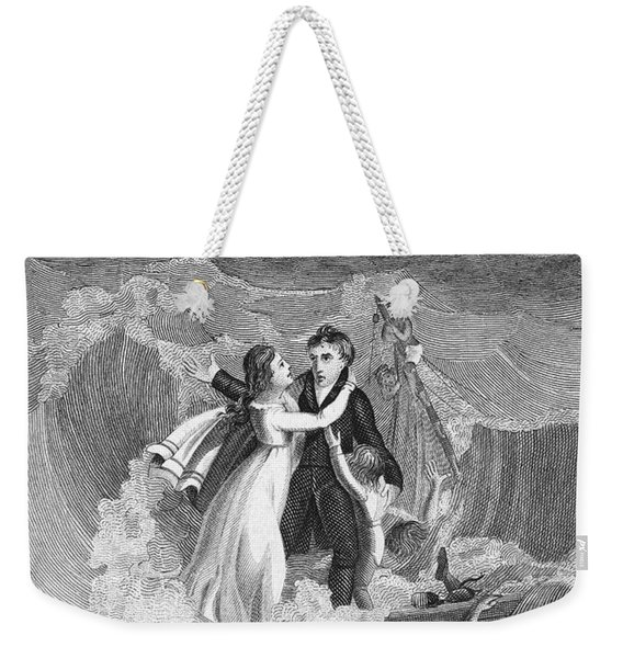 Death Of Missionary, 1822 Weekender Tote Bag