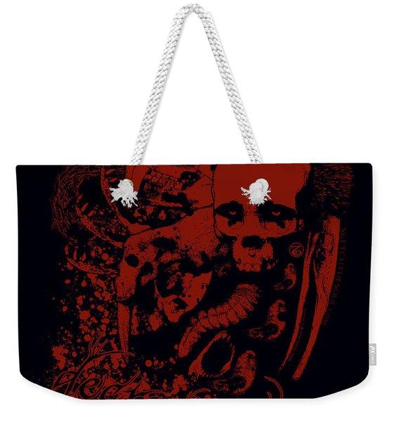 Decreation Weekender Tote Bag