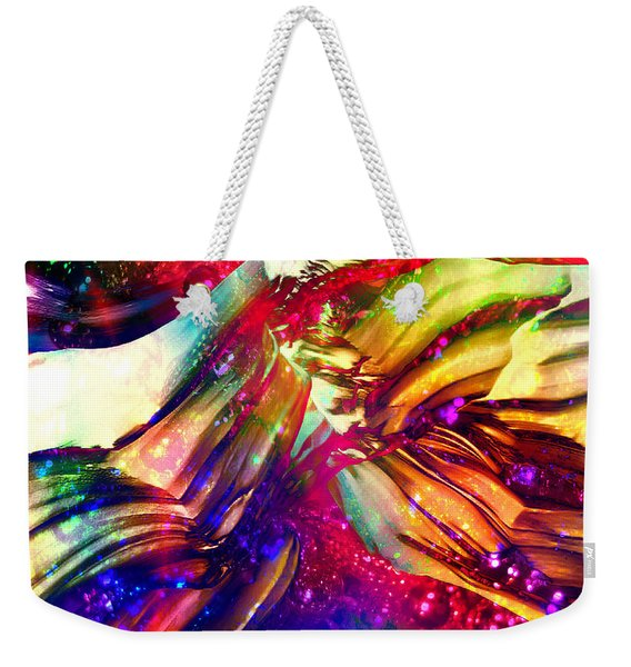 Deep Within Weekender Tote Bag
