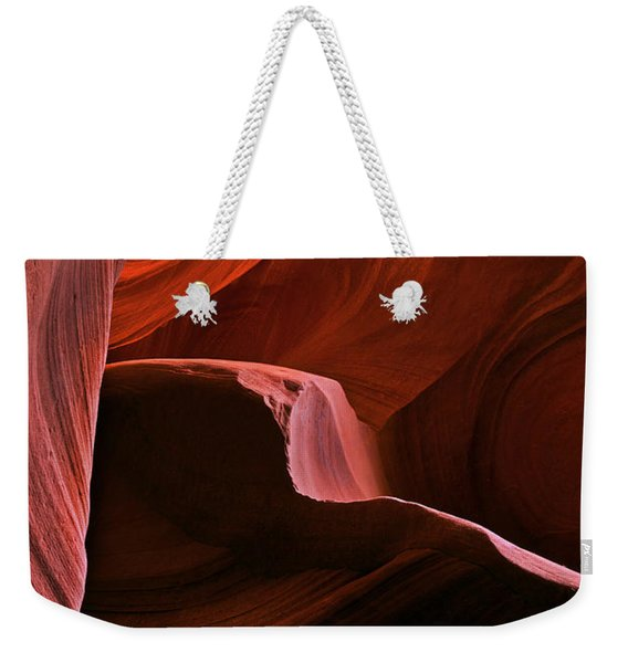 Desert Depths Weekender Tote Bag