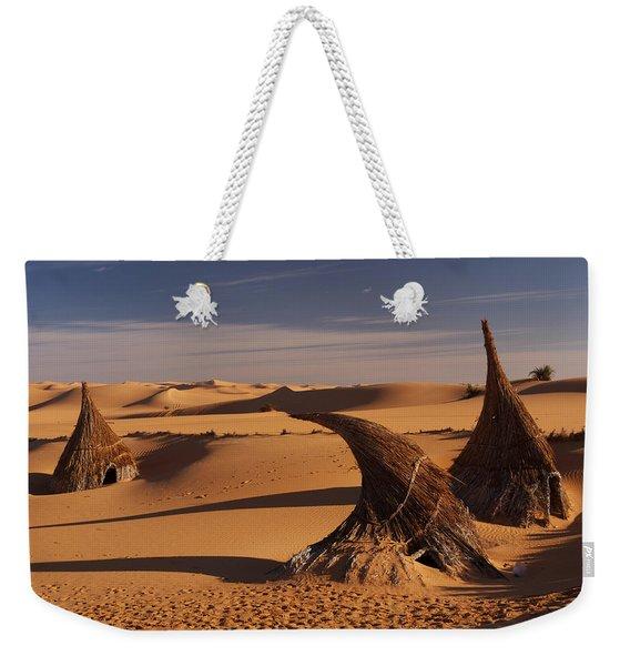 Desert Luxury Weekender Tote Bag