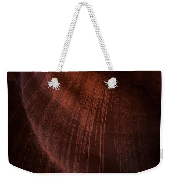Desert Rain Weekender Tote Bag