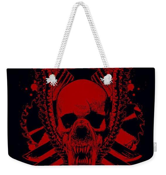 Devitalized Weekender Tote Bag