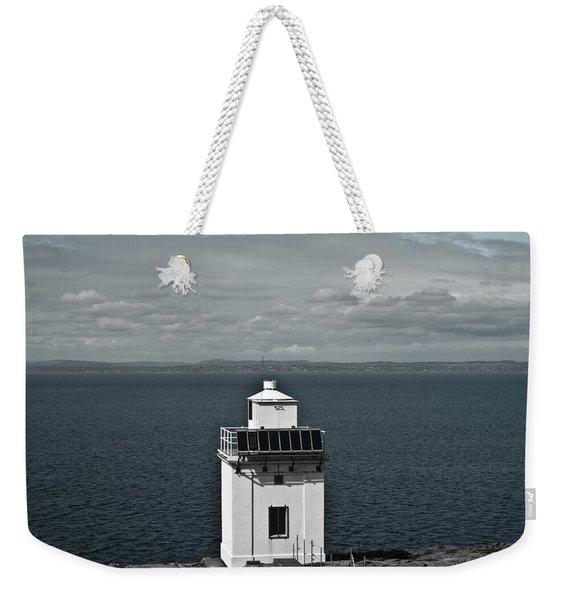 Dingle Peninsula Lighthouse Ireland Weekender Tote Bag