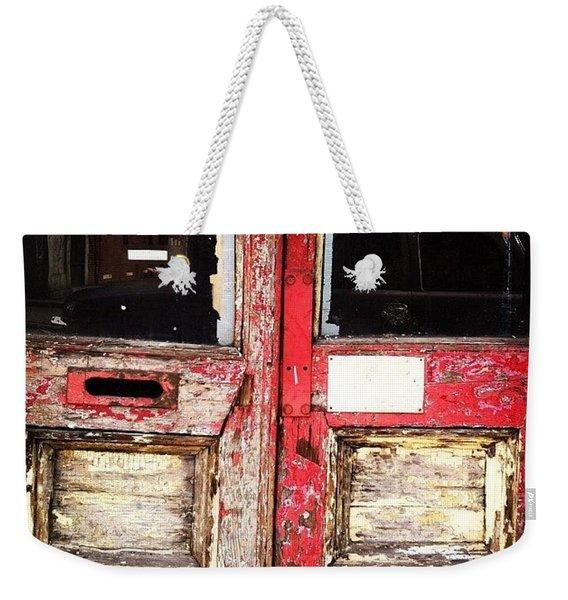Door Weekender Tote Bag