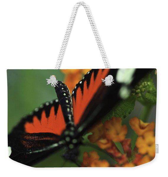 Doris Longwind Red Version Weekender Tote Bag