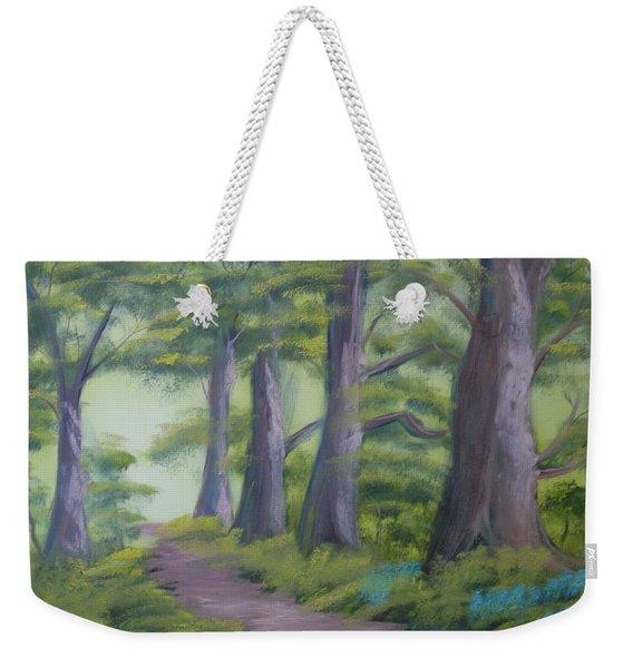 Duff House Path Weekender Tote Bag