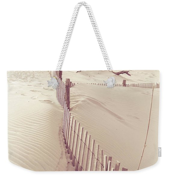 Dunes On The Cape Weekender Tote Bag