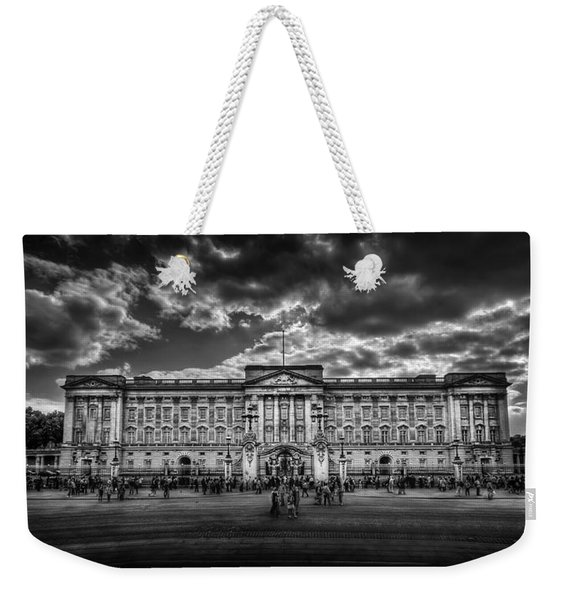 Eclipse My Heart. Crown Me Queen. Weekender Tote Bag