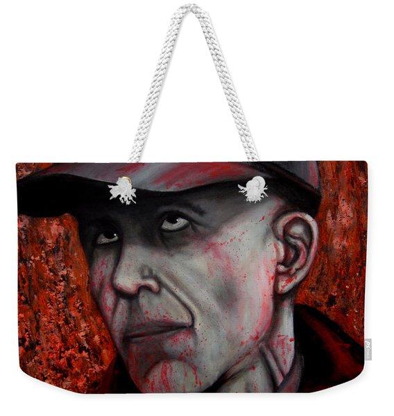 Ed Gein Weekender Tote Bag