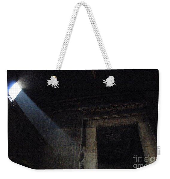 Egypt Interior Chamber Dendera Weekender Tote Bag