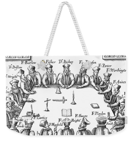 England: Catholics, C1620s Weekender Tote Bag