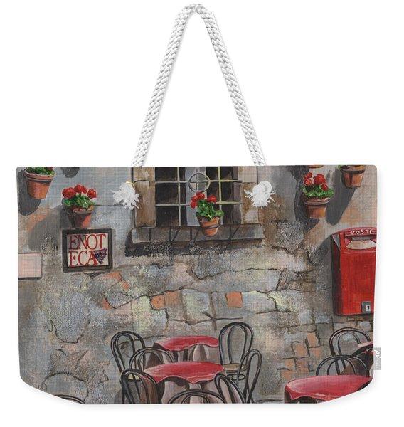 Enot Eca Weekender Tote Bag