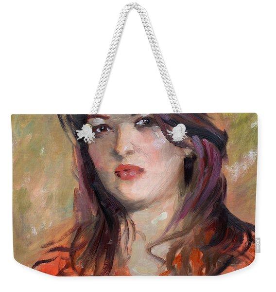 Eriola Weekender Tote Bag