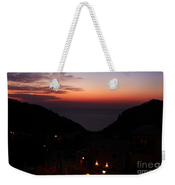 Estellencs View Weekender Tote Bag