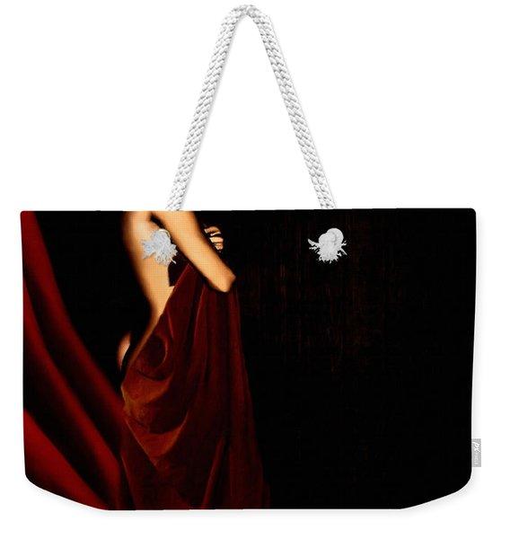 Eternal Optimism Weekender Tote Bag