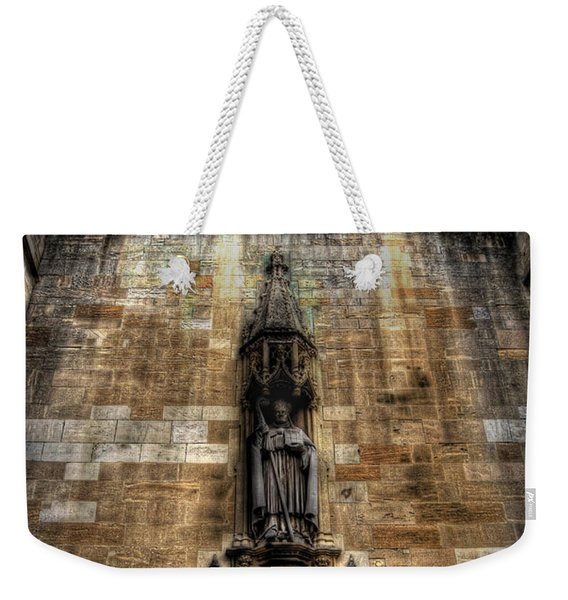 Eton College Chapel Weekender Tote Bag