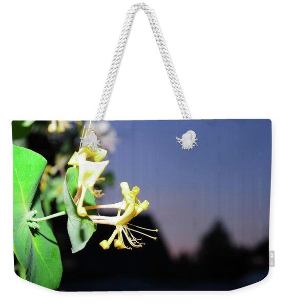 Evening Sonata. Perfoliata Weekender Tote Bag