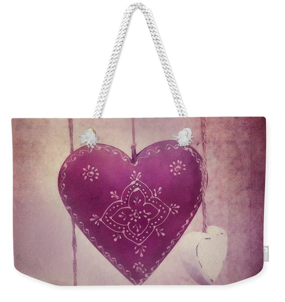 Ever And Anon Weekender Tote Bag