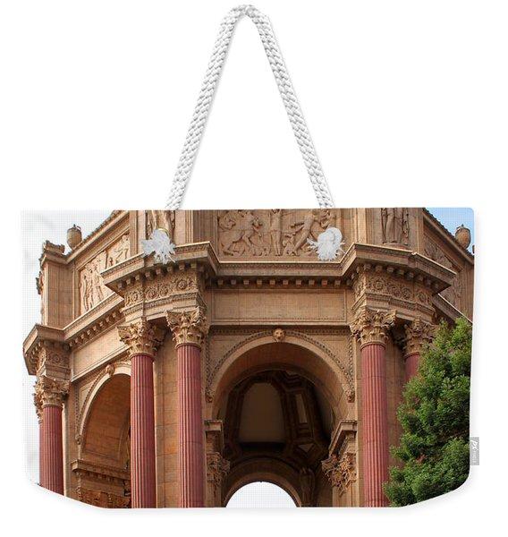 Exploratorium San Francisco Weekender Tote Bag