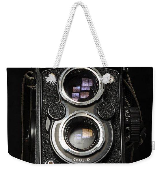 Eye See - I Saw Weekender Tote Bag