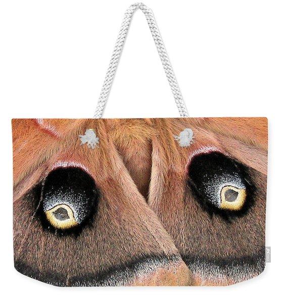Eyes Of Deception Weekender Tote Bag