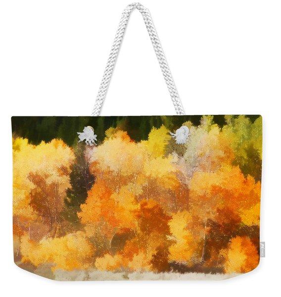 Fall In The Sierra IIi Weekender Tote Bag