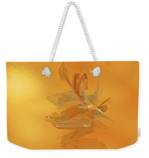 Feast Weekender Tote Bag