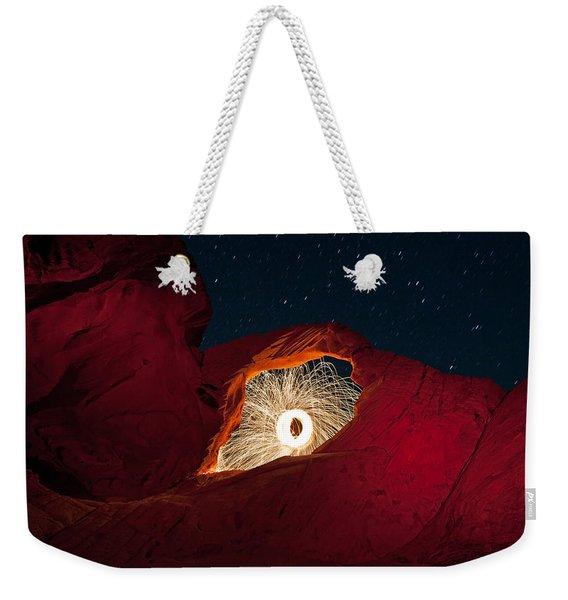 Firearch Weekender Tote Bag