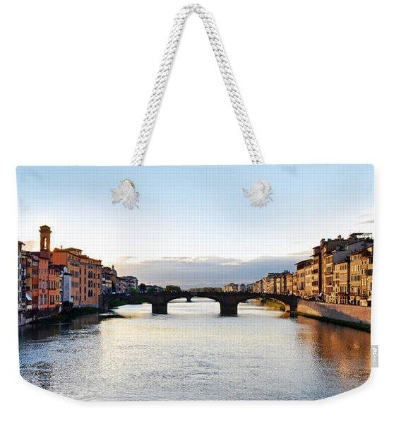 Firenze - Italia Weekender Tote Bag