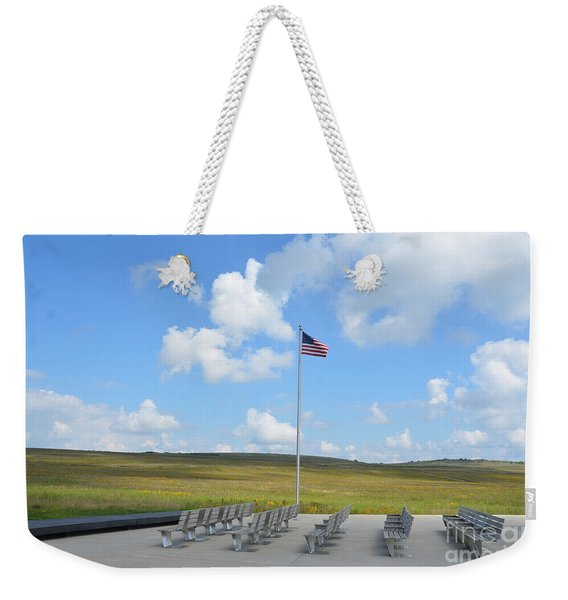 Flight 93 Memorial Weekender Tote Bag