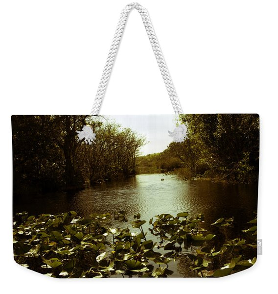 Florida Everglades 1 Weekender Tote Bag
