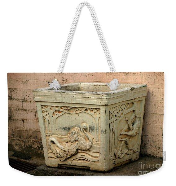 Flower Pot Weekender Tote Bag